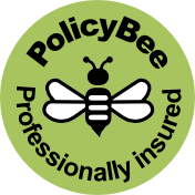 Green Policy Bee Badge