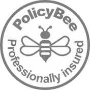 PolicyBee web badge