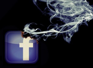 Facebook burnout mkhmarketing