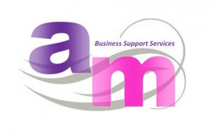 AM Business support services logo