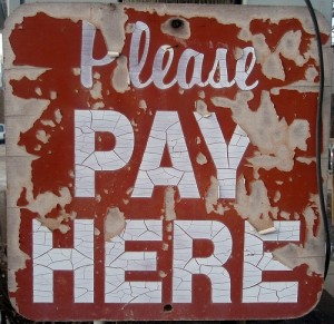 What do you do when a client refuses to pay?