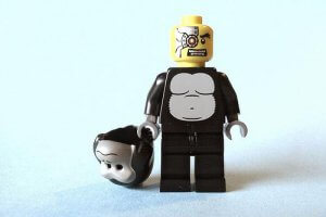 Creative Commons Lego man terminator in disguise by pasukaru76_Flickr