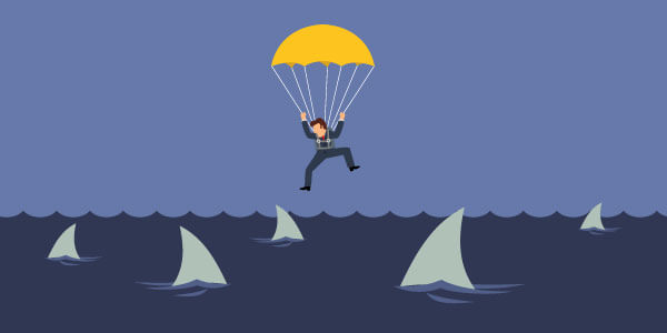 Businesses that fall victim to underinsurance could find themselves in dangerous waters.
