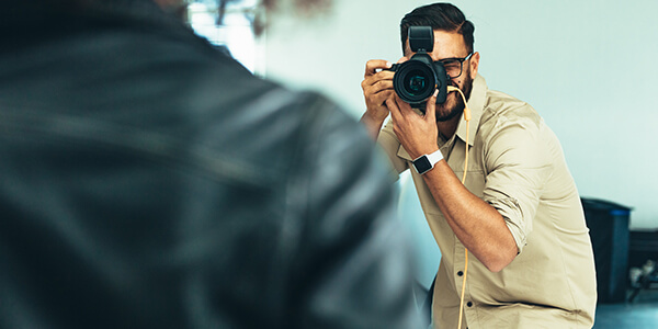 Becoming a photographer takes drive and a good business head as well as an eye for the perfect shot.