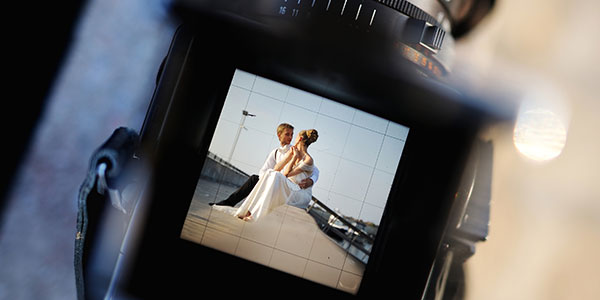Becoming a wedding photographer goes hand-in-hand with job satisfaction.