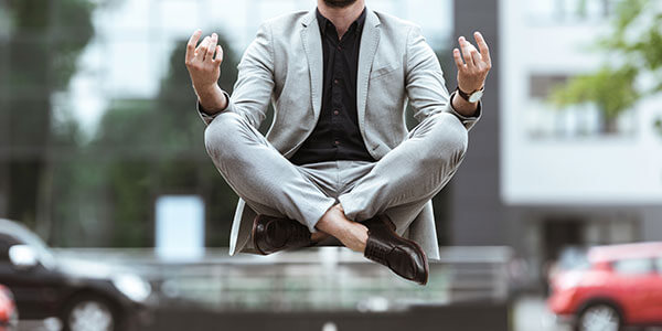 Stress is never a good thing for employee wellbeing