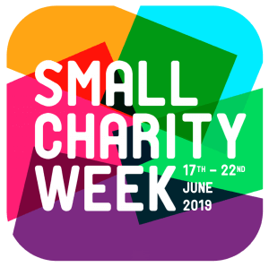 Small Charity Week 2019 runs from 17-22 June