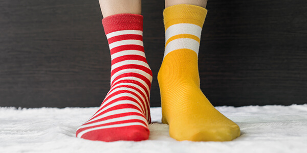 Professional indemnity and public liability insurance are variations on a theme. Just like mismatched socks.