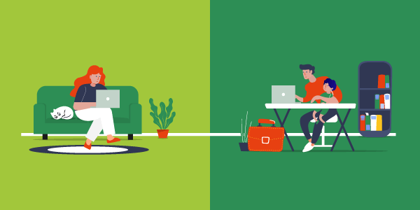 Getting remote working right means protecting both your staff and your business.