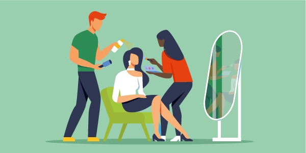 Beauty salon insurance is a must for salon owners.